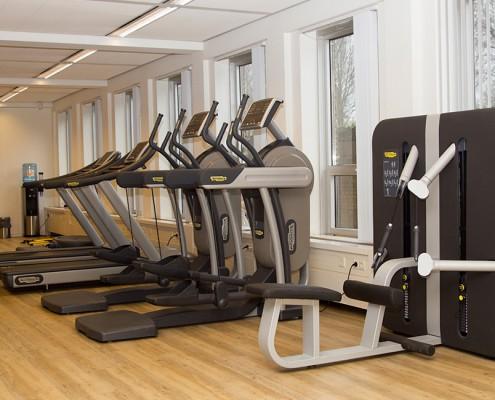 Trainingsruimte medisch training centrum statenkwartier Den Haag