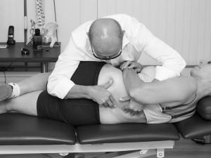 Manuele therapie medisch training centrum statenkwartier Den Haag