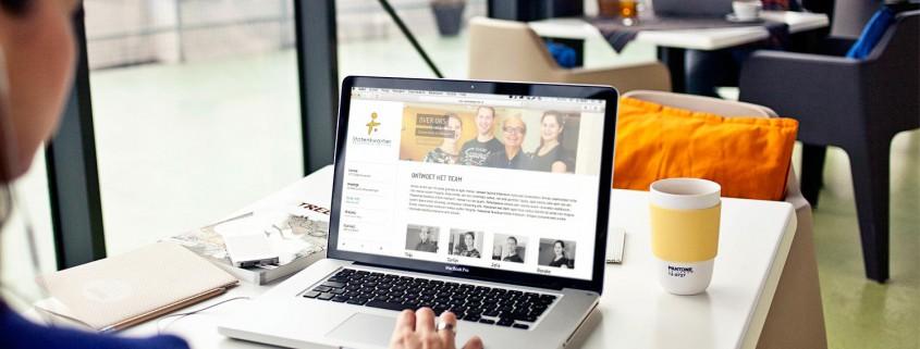 Website medisch training centrum statenkwartier Den Haag
