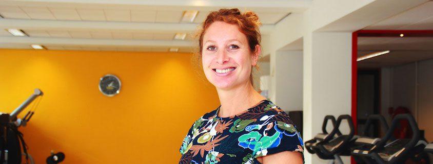 Carlijn Risselada, fysiotherapeut en manueel therapeut medisch training centrum statenkwartier Den Haag